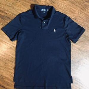 Polo by Ralph Lauren Shirts - Ralph Lauren POLO Pima Soft Touch Men's Shirt Navy